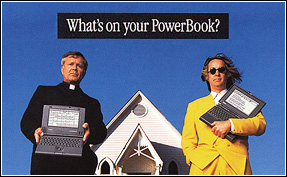 What's on your PowerBook?